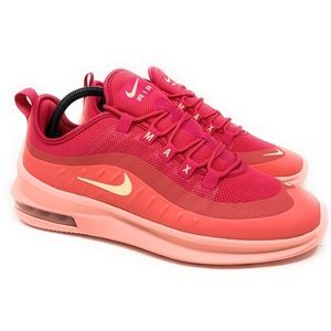 Nike Womens Air Max Axis Premium Rush Pink Running